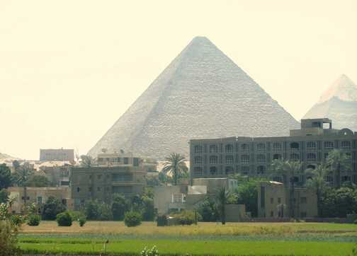 Pyramids in the City