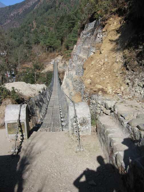 Scary bridge