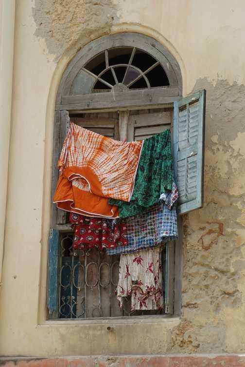 washing day, Zanzibar