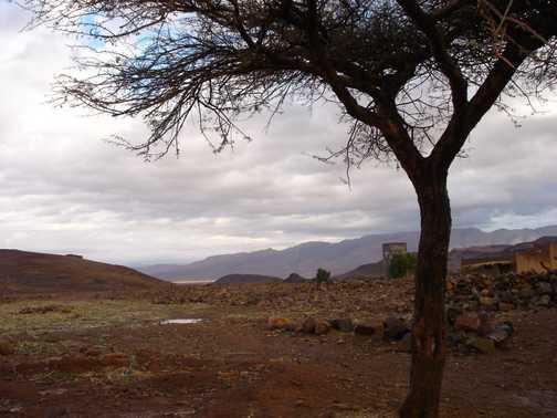 Idir in Kasbah