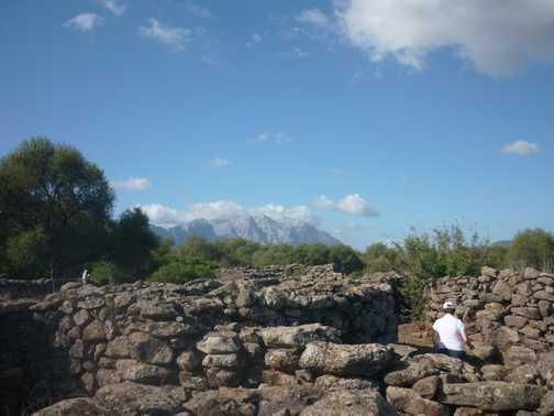 Tiscali ruins