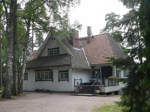 Sibelius House (front)