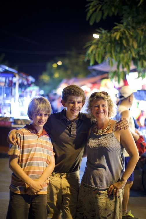 Night out in Hoi An