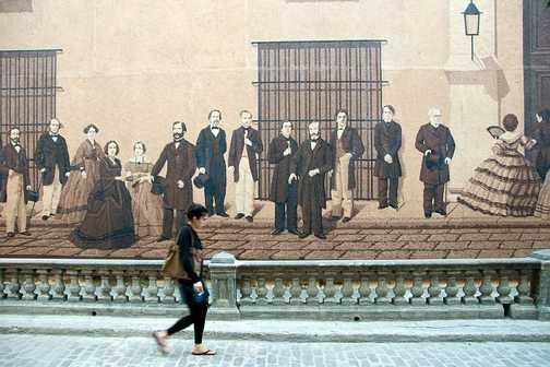 The old town - Havana