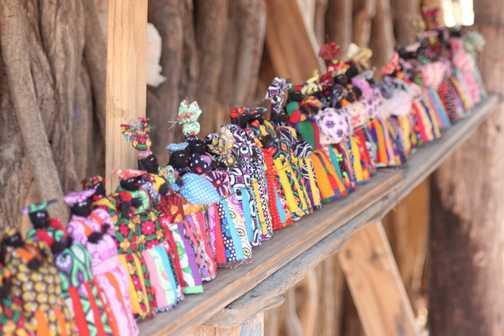 Herero dolls