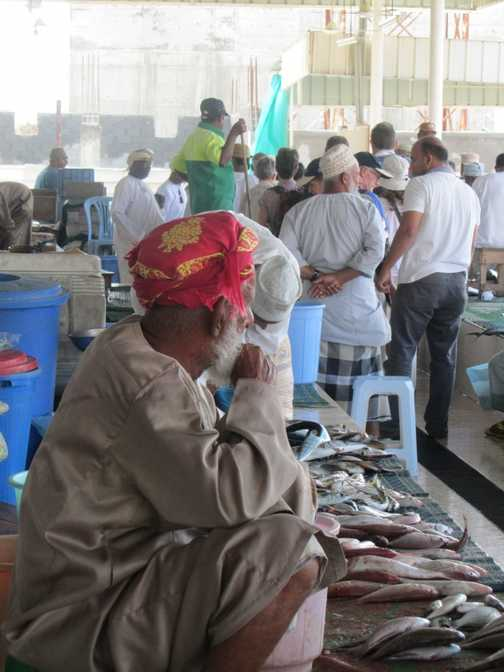 At the Fish Market