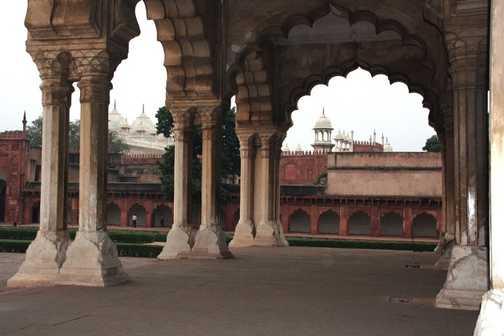 Diwaan-i-Aam, Red Fort Agra