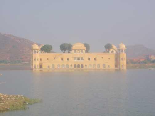 Jai Mahal - lake palace, Jaipur