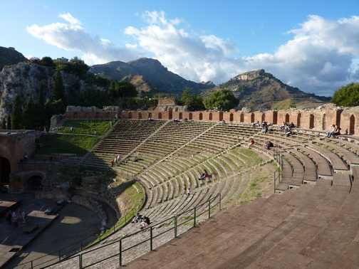 Greek Theatre Taormina