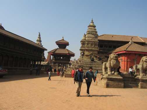 Bhaktapur Durbar Square 1