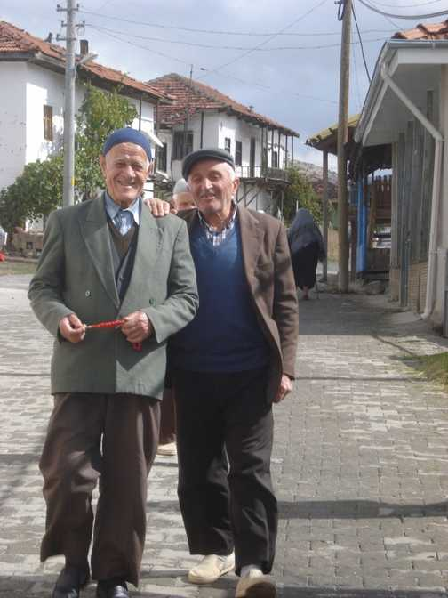 Turkish men