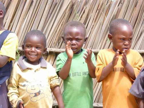 Little Angels orphanage