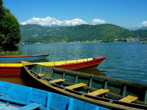 Pokhara - Lake View