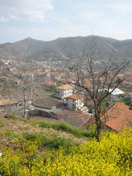 Amalfi itself
