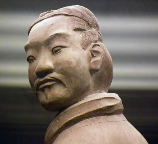 Xian terracotta warrior
