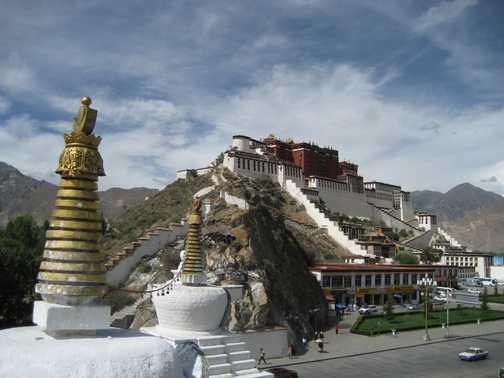 Potala Palace, Lhasa