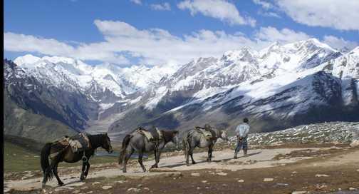 Ladakh to Manali