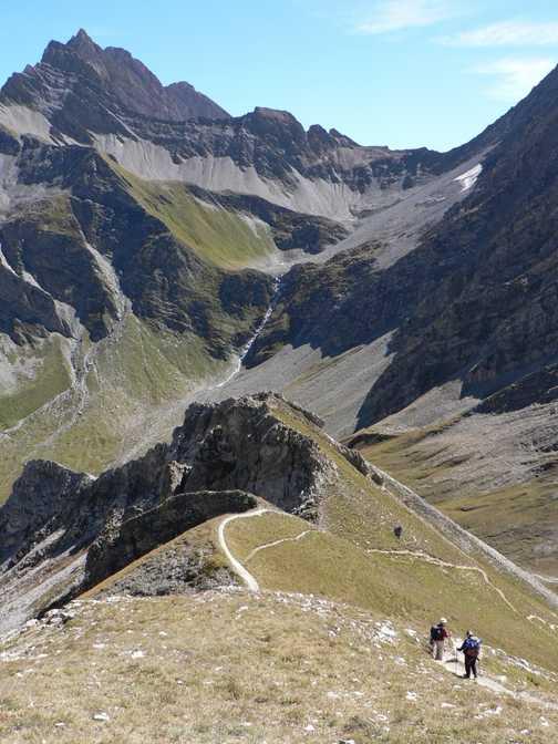 Mont de la Saxe