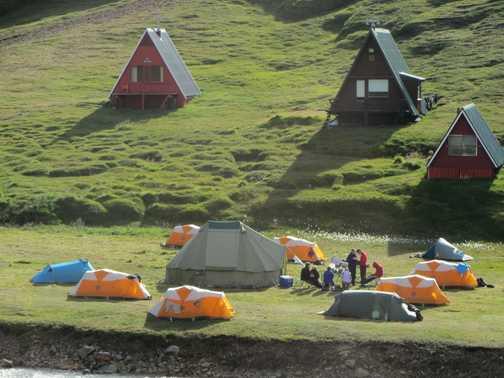 Camp sing-along!!