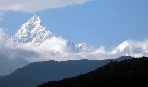 Machhapuchhare (Fishtail mountain)