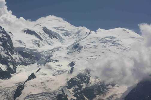 Mont Blanc study