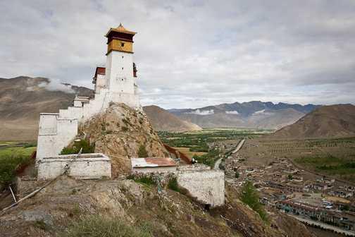 Bharkor Square, Lhasa