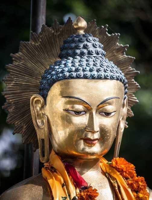 Temple offerings, Swayambhunath
