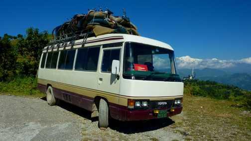 Exodus Bus