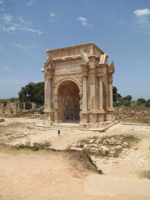 Roman city of Sabratha