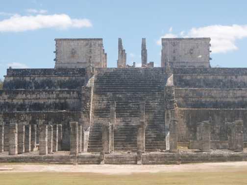 Chichen Itza,Mexico