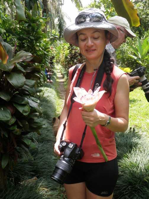 Susanna - Paradise Garden