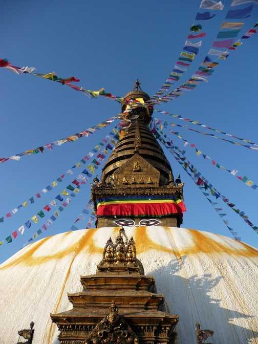 Stupa, Kathmandu