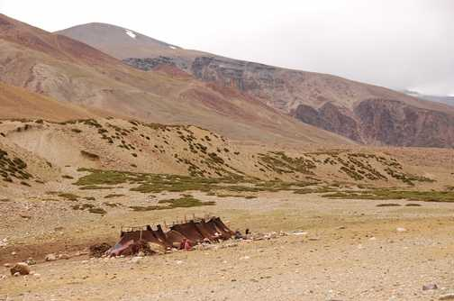 Hitch-hiking on the Leh-Manali highway