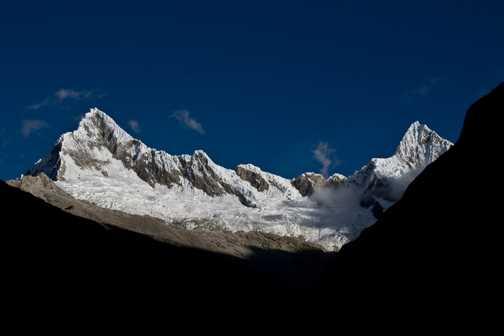 Quitaraju, Alpamayo, Cordillera Blanca