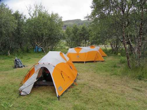 Godaland Camp