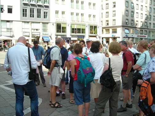 Vienna city tour