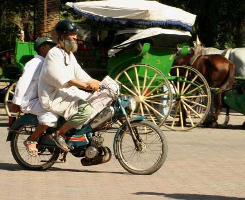 Alternative Transport