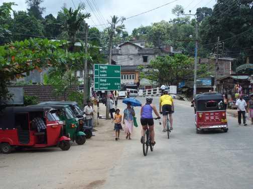 Kandy, 14km