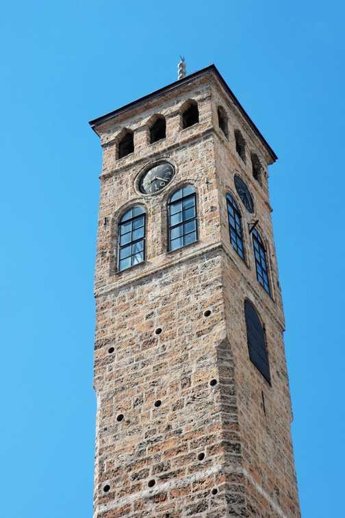 Clock Tower Sarajevo
