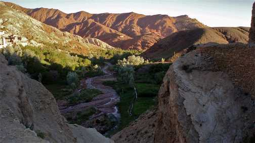 Walk in High Atlas