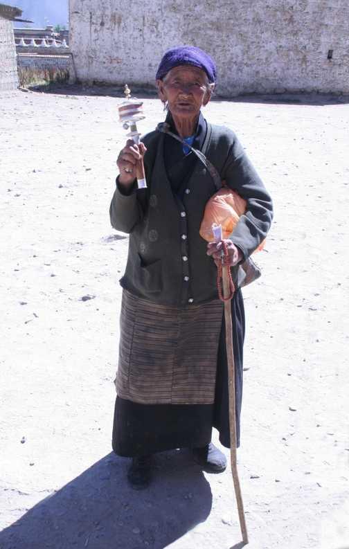 Samye Monastery Tibet