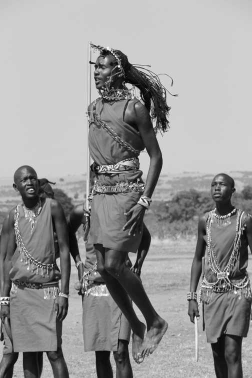 Masai Warriour