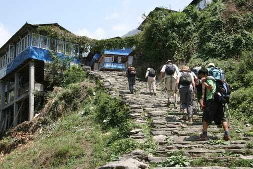 3,400 steps to Ulleri