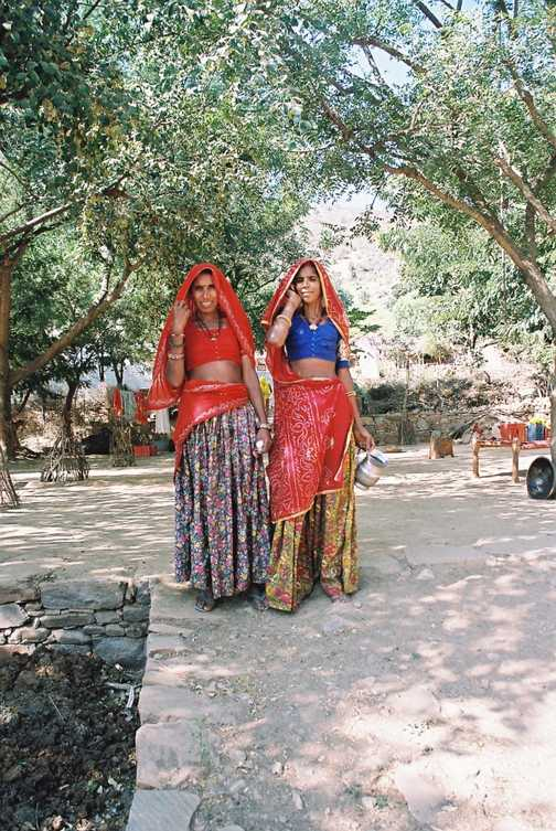 Indian Women (2)