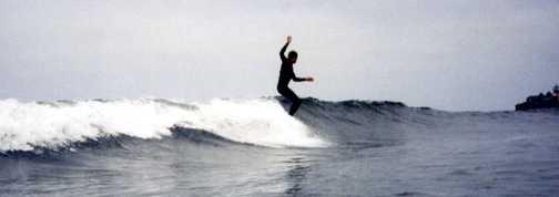surfing in san diego