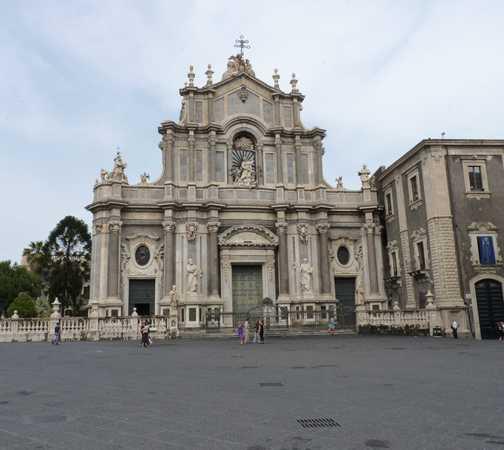 Catania's Duomo