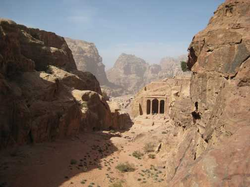The Garden Hall, Petra