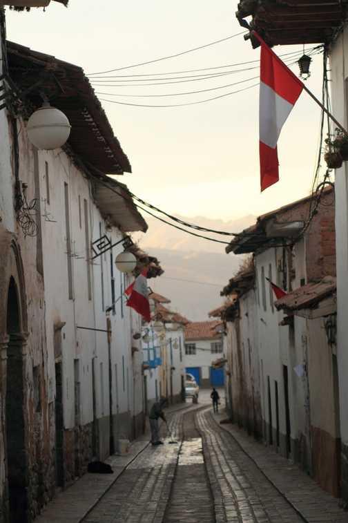 Cusco Early Morning