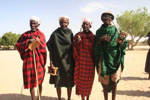 4 Arbore elders
