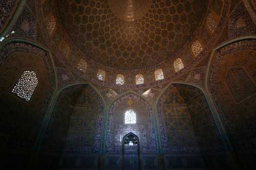 Sanctuary, Lotfollah Mosque